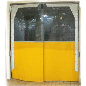 Portes souples