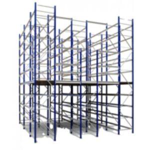 Mezzanine - Protection industrielle